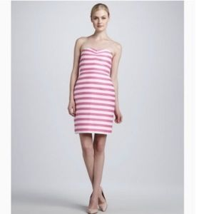 New Kate Spade Stripe Betsey Dress